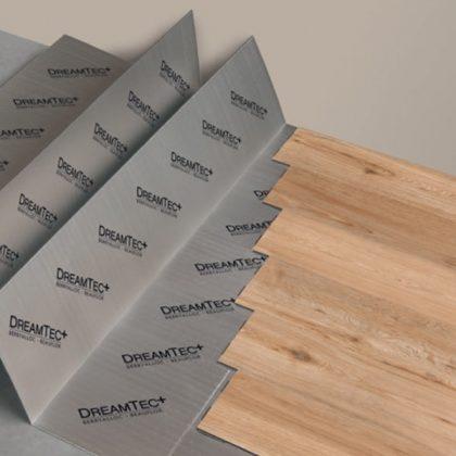 Berry Alloc podložka pod vinylovou podlahu DREAMTEC+ na podlahové vytápění
