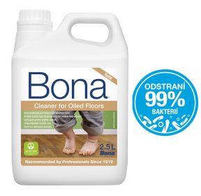Bona Čistič na olejované podlahy á 2,5l