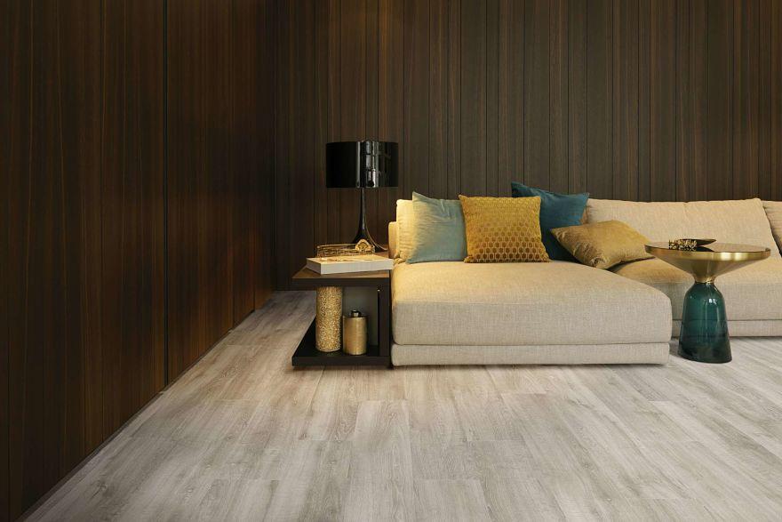 Rigid vinylová podlaha