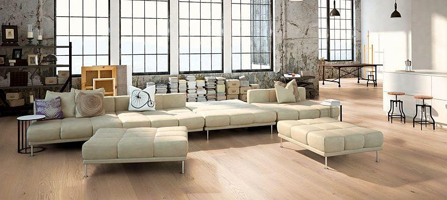 Hledáte dokonalou podlahu? Dubová padne do každého interiéru