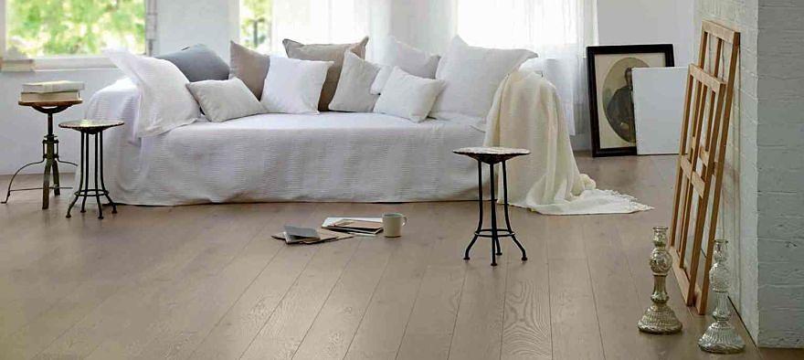 Dřevěná plovoucí podlaha, hvězda každého interiéru