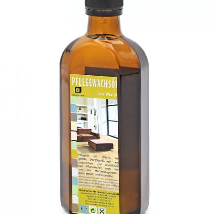Scheucher voskový olej na dřevěné podlahy a parkety (250 ml)