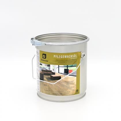 Scheucher voskový olej na dřevěné podlahy a parkety (2500 ml)